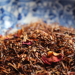 rooibos raspberry and vanilla tea