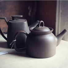 Load image into Gallery viewer, two Yixing teapots