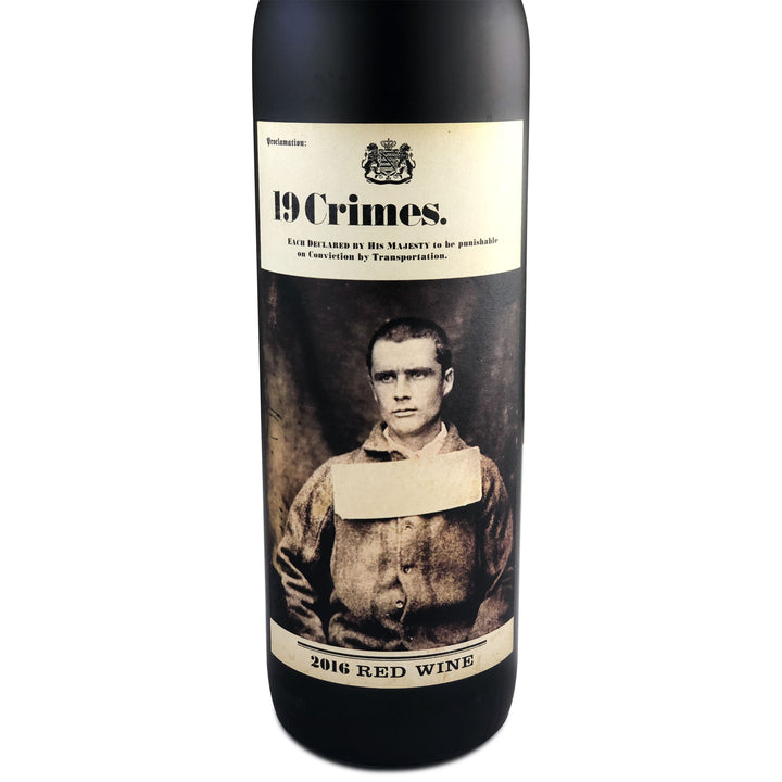 19 Crimes Red Blend 2016