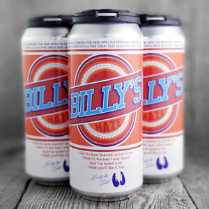 New World Ales Billy's Haze