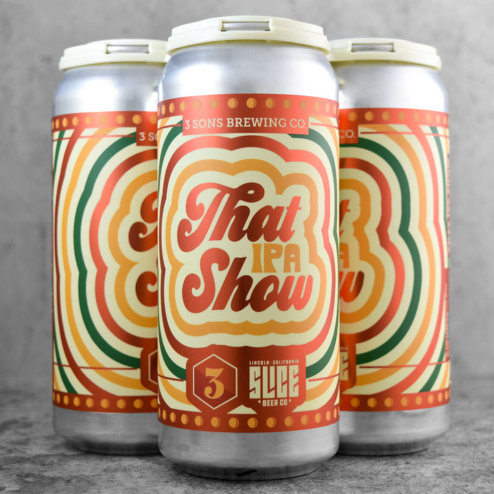 3 Sons x Slice - That IPA Show