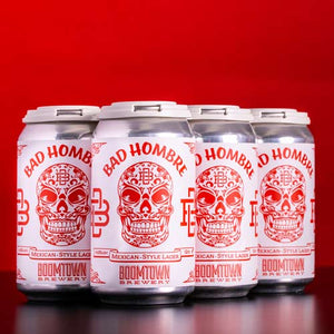 Boomtown Bad Hombre Mexican Lager