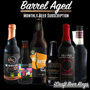 Barrel Aged Subscription Box - Shipping Included!