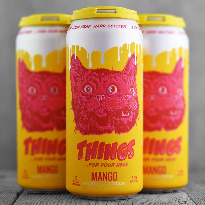 Brouwerij West Things ... For Your Head - Mango