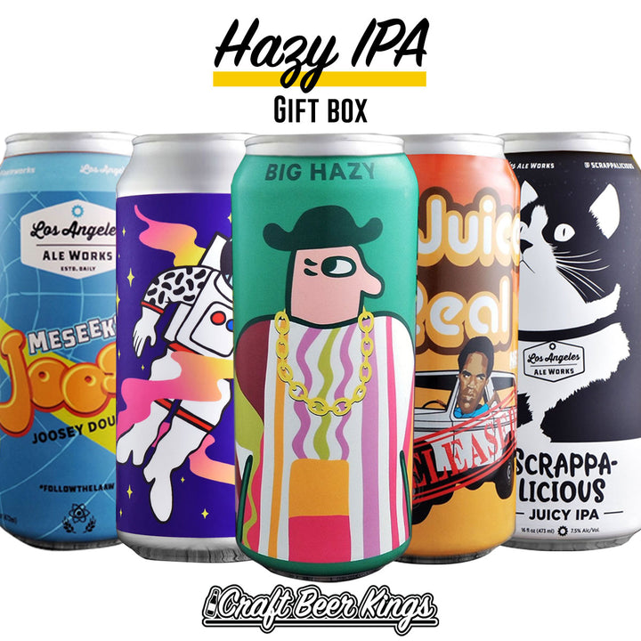 Hazy IPA Gift Box - Shipping Included!
