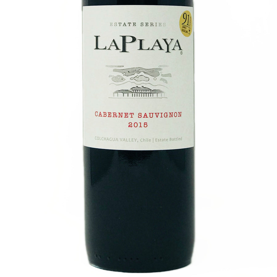 LaPlaya Estate Series Cabernet Sauvigon 2015