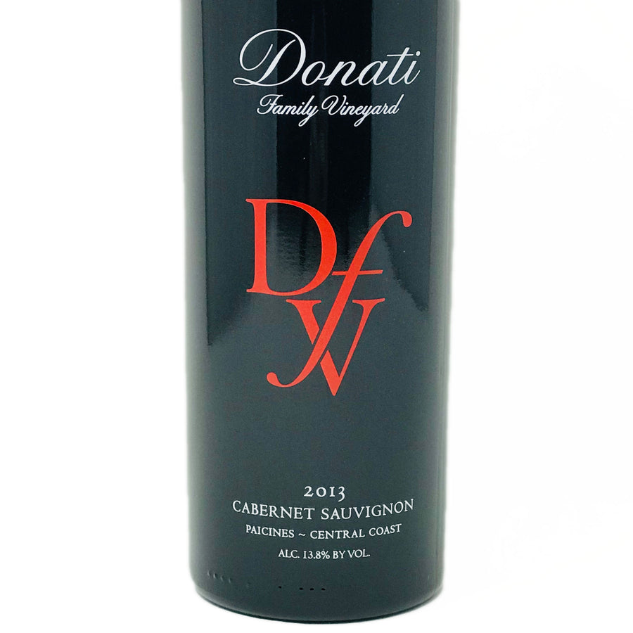 Donati Family Vineyards Cabernet Sauvignon 2013