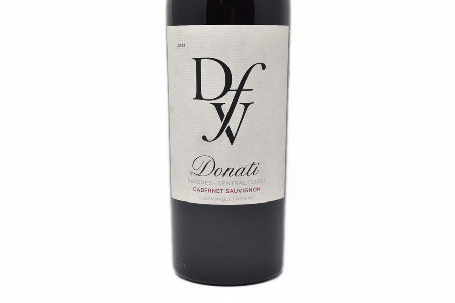 Donati Family Vineyards Cabernet Sauvignon 2012
