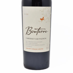 Bonterra Organically Grown Cabernet Sauvignon 2014