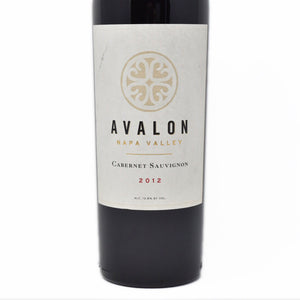 Avalon Napa Valley Cabernet Sauvignon 2012