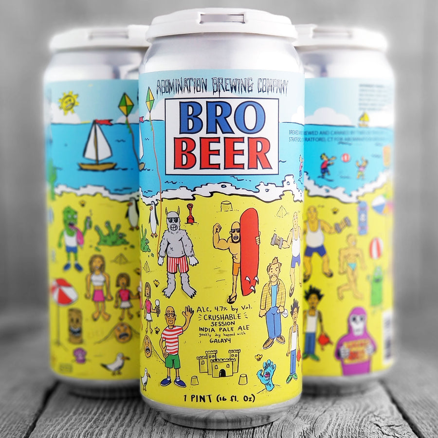 Abomination Bro Beer