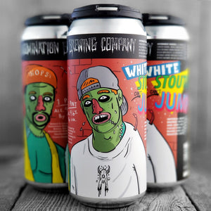Abomination White Stouts Can't Jump
