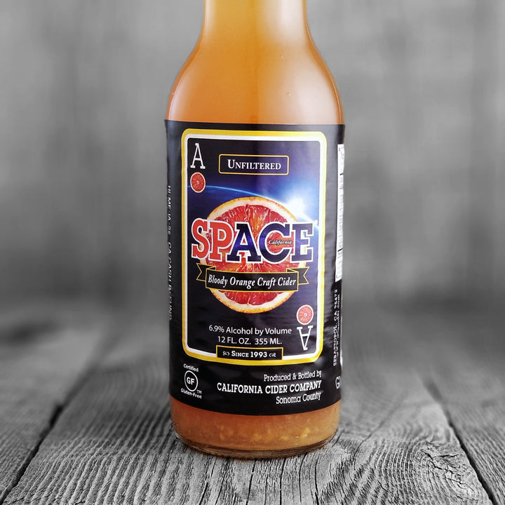 Ace Space Bloody Orange Cider
