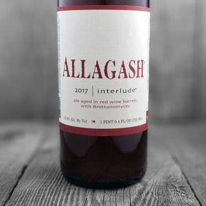 Allagash Interlude 2017
