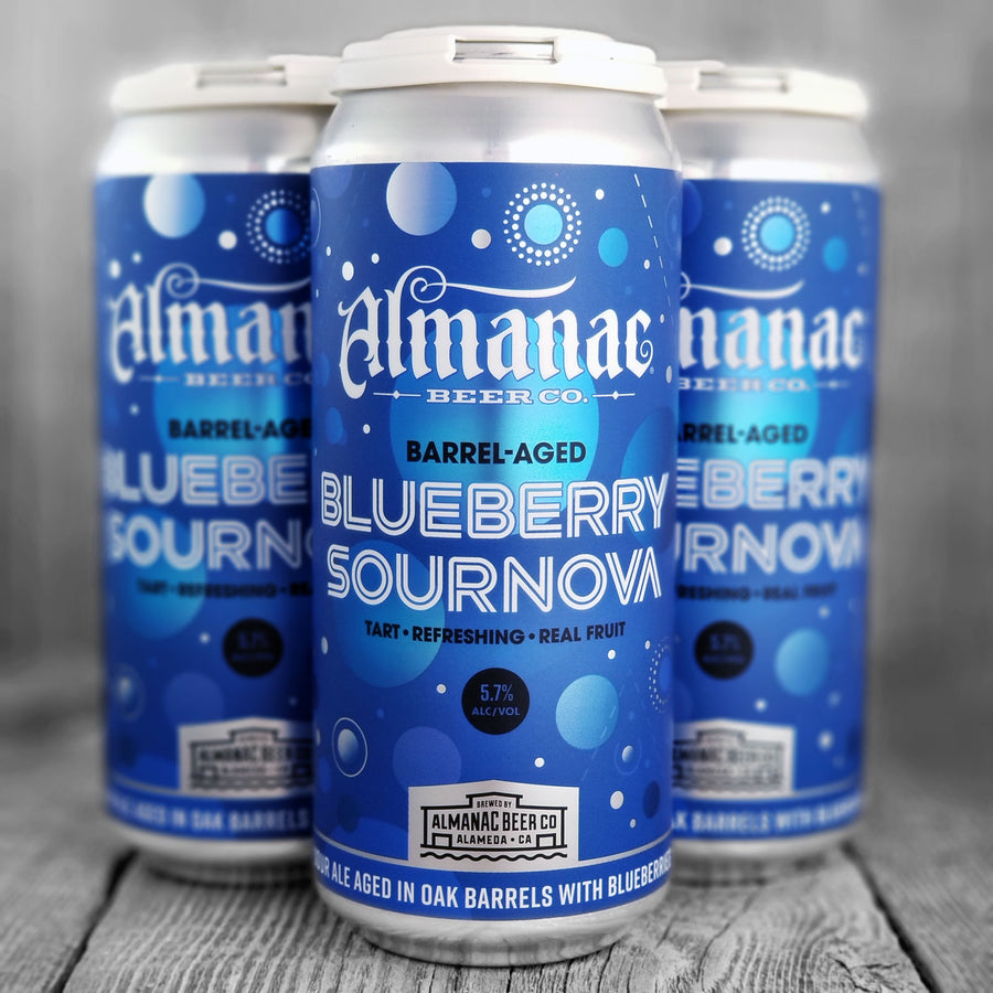 Almanac Blueberry Sournova