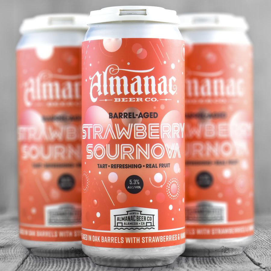 Almanac Strawberry Sournova