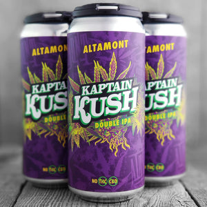 Kaptain Kush Double IPA