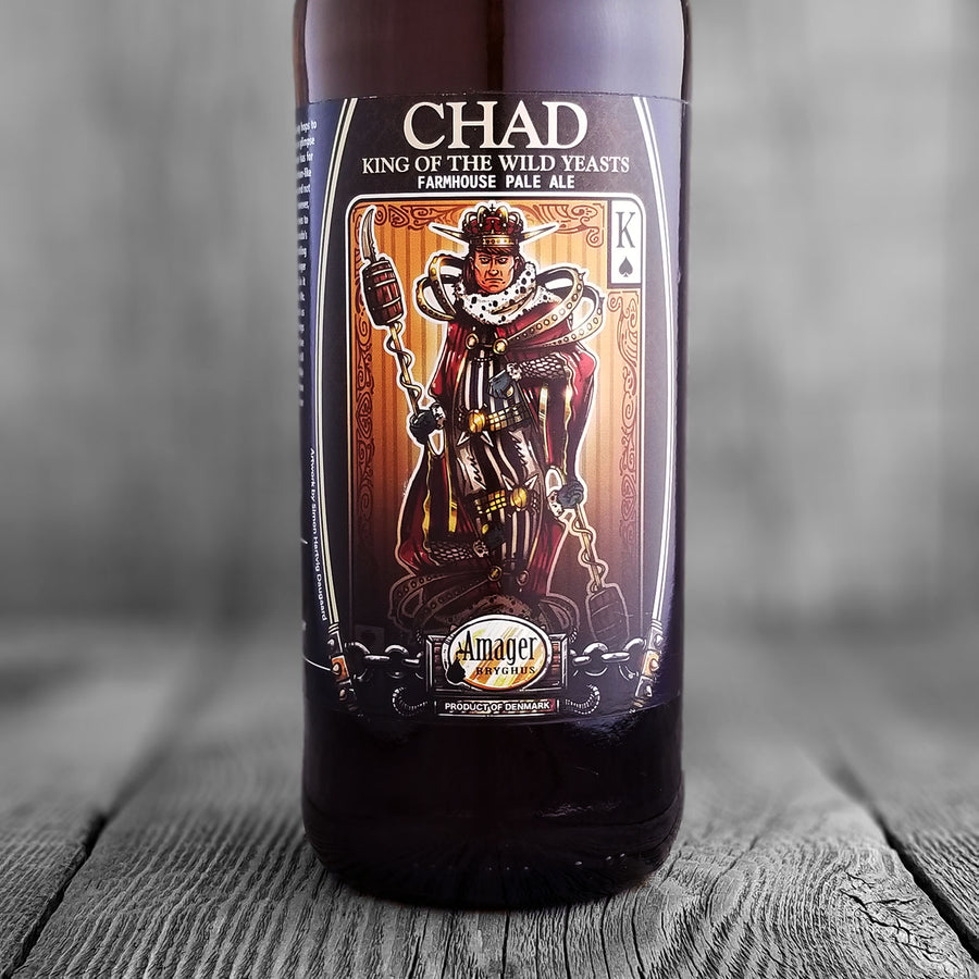 Amager / Crooked Stave - Chad King Of The Wild Yeasts
