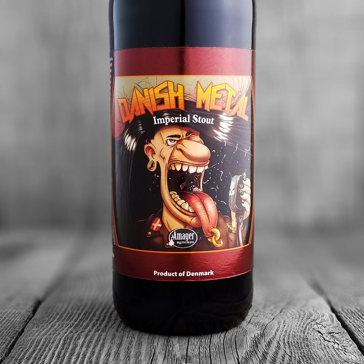 Amager / Jester King - Danish Metal