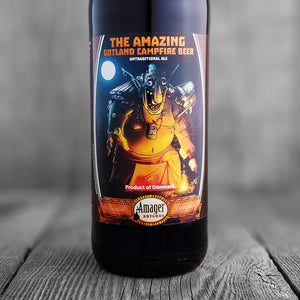 Amager / Malmö - The Amazing Gotland Campfire Beer