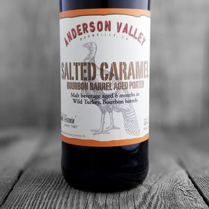 Anderson Valley Salted Caramel Porter