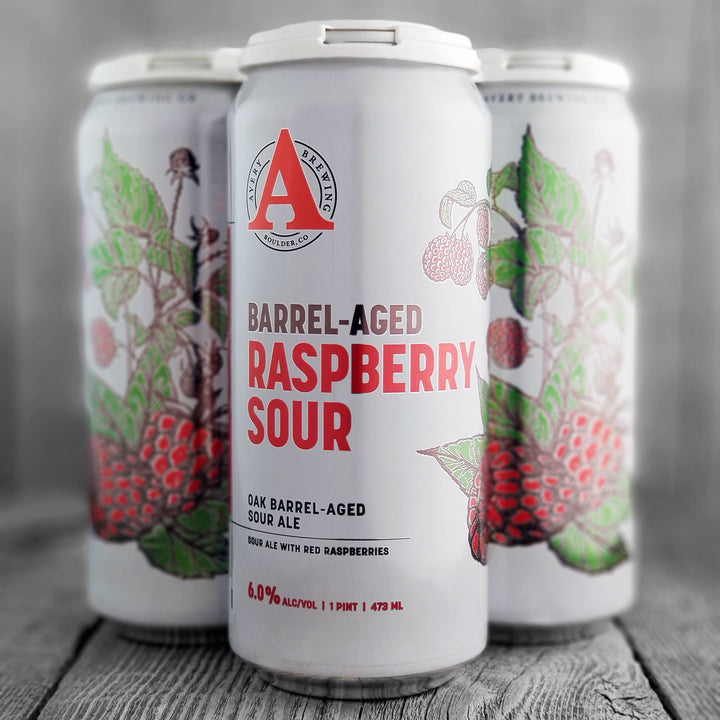 Avery Barrel Aged Raspberry Sour