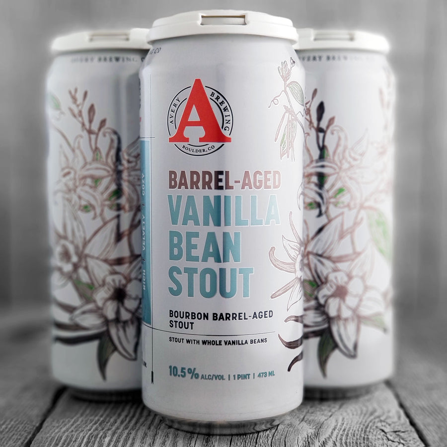 Avery Barrel Aged Vanilla Bean Stout
