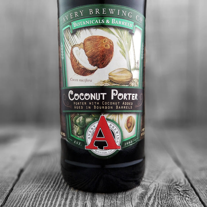 Avery Barrel Aged Coconut Porter