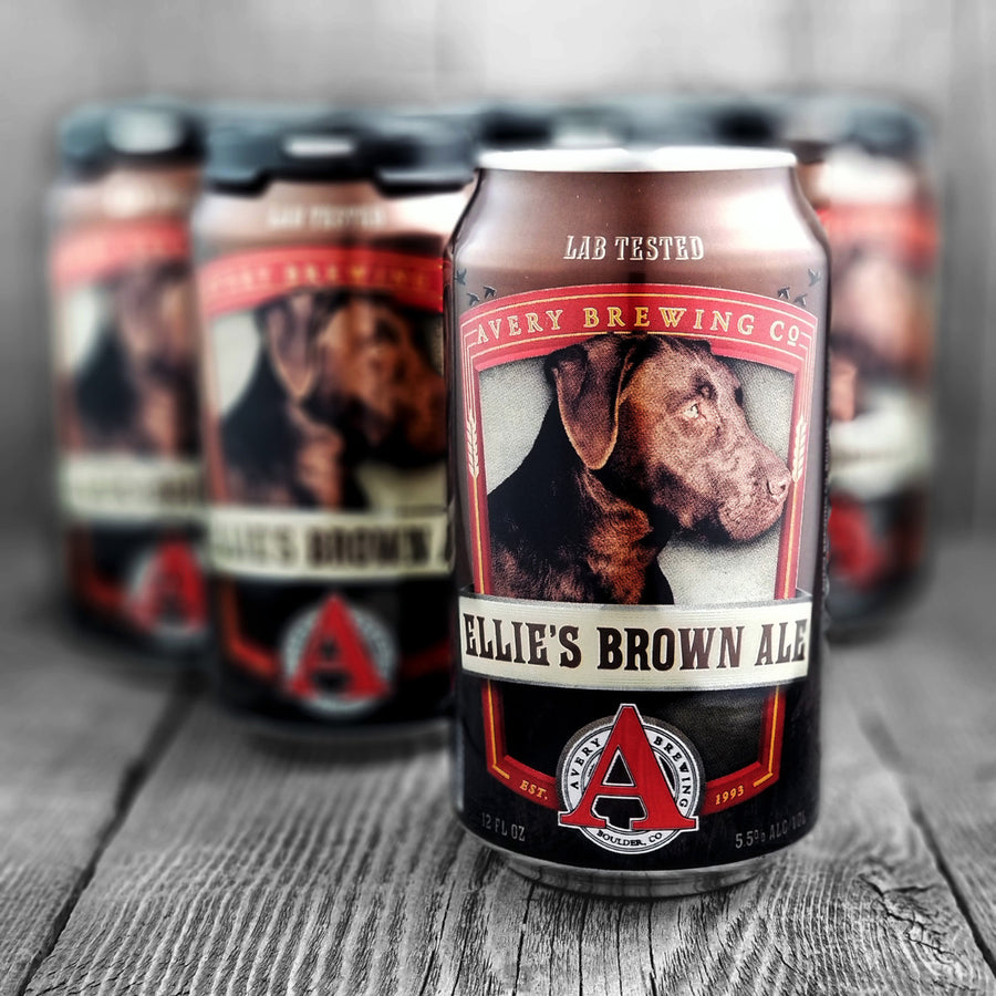 Avery Ellie's Brown Ale