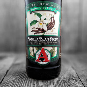 Avery Vanilla Bean Stout (Bourbon Barrels)