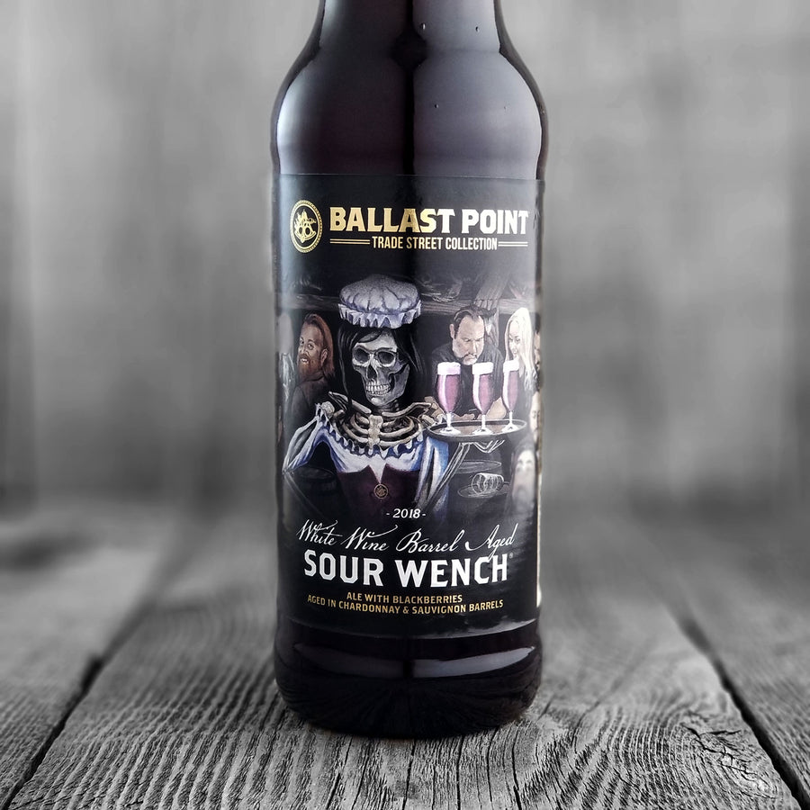 Ballast Point Barrel Aged Sour Wench