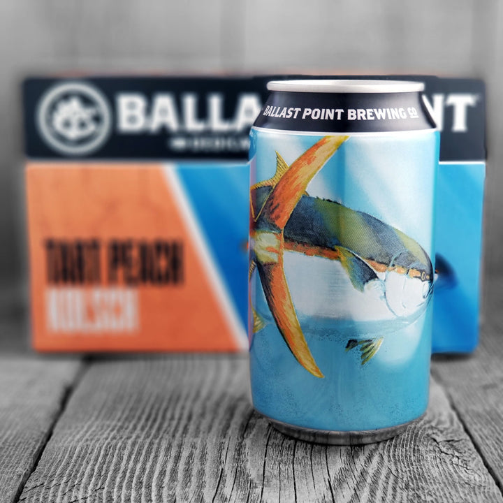 Ballast Point Tart Peach Kölsch