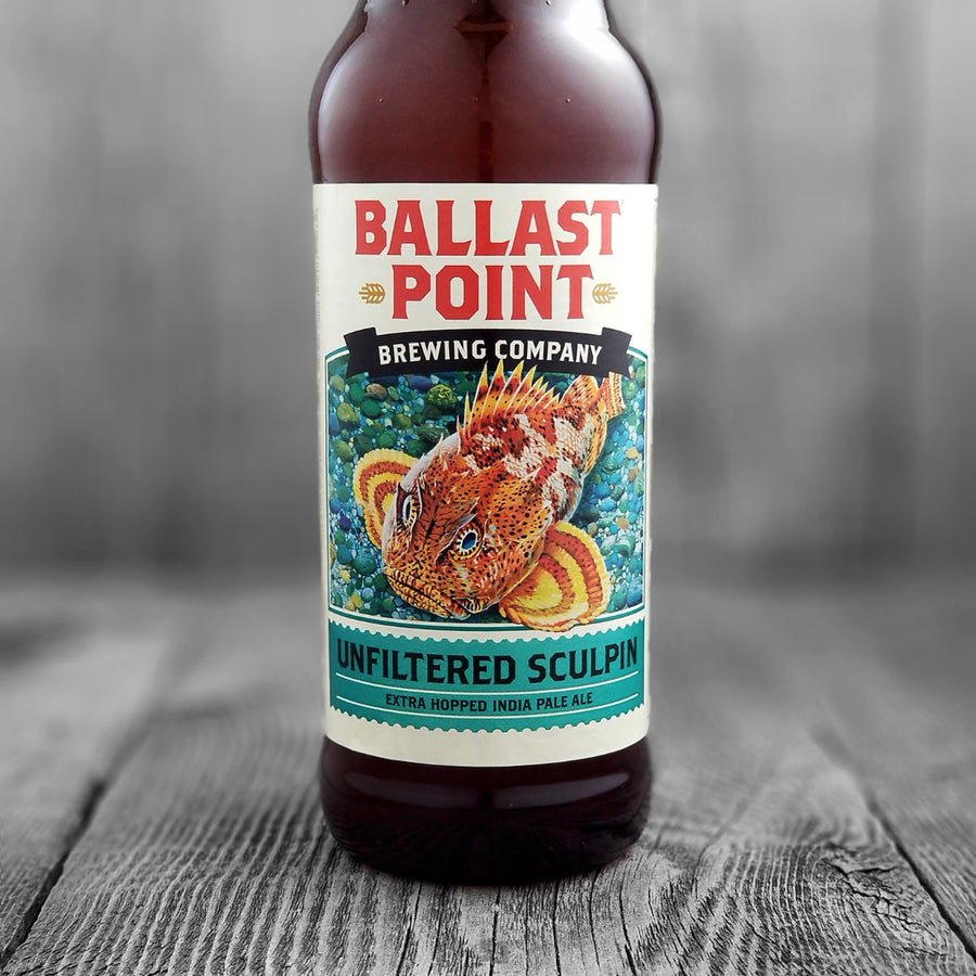 Ballast Point Unfiltered Sculpin