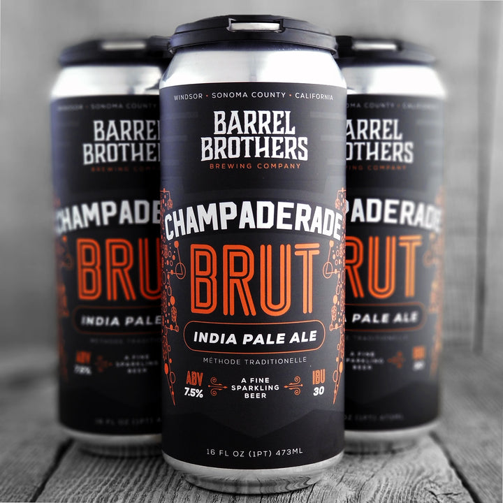 Barrel Brothers Champaderade