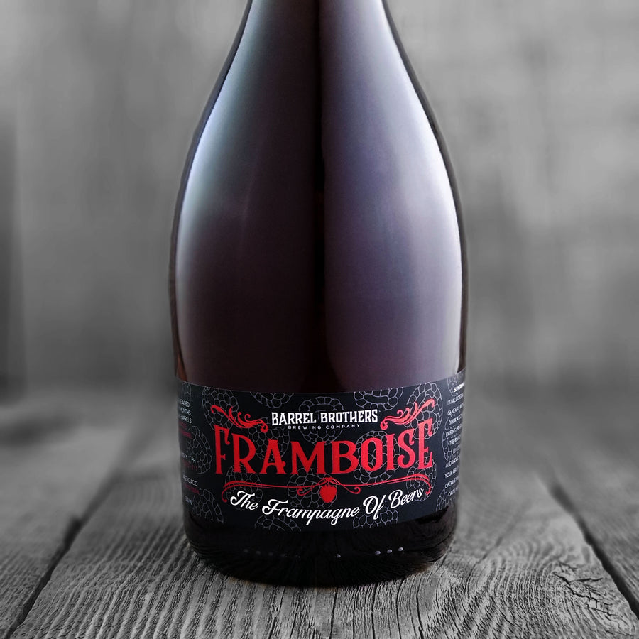 Barrel Brothers Framboise