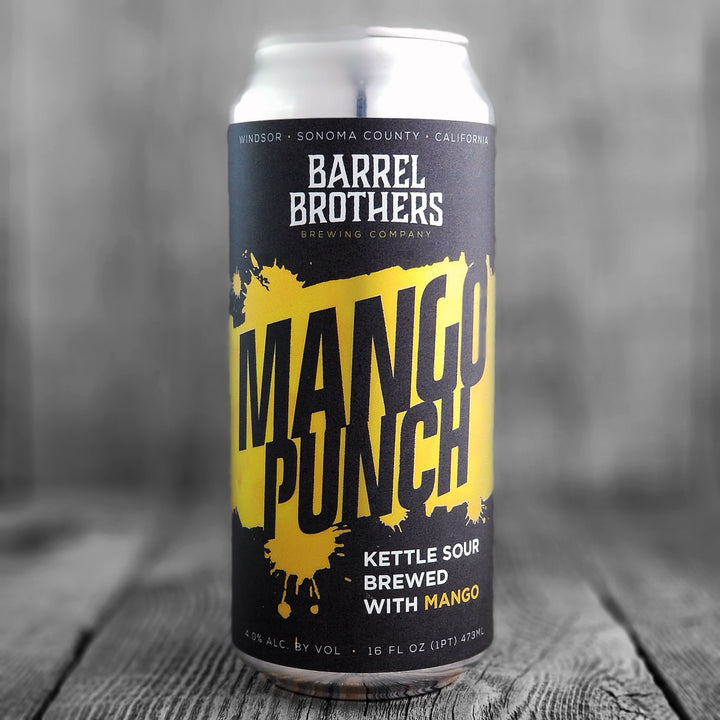 Barrel Brothers Mango Punch