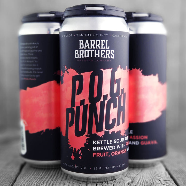 Barrel Brothers P.O.G. Punch