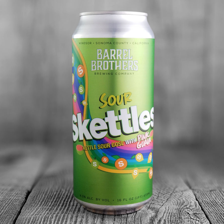 Barrel Brothers Sour Skettles
