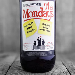 Barrel Brothers The Mondays