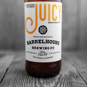 Barrel House Juicy IPA
