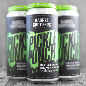 Barrel Brothers Pickle Punch