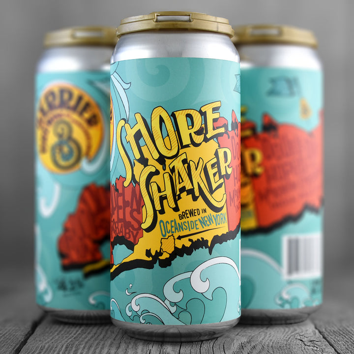 Barrier Brewing Co. Shore Shaker