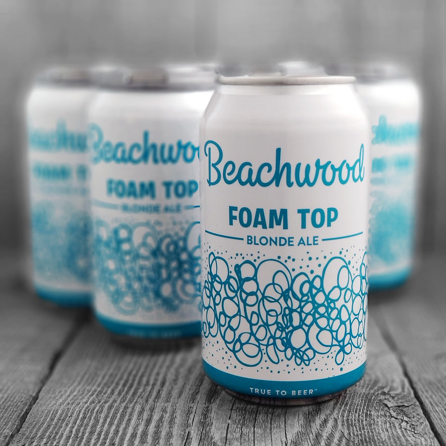 Beachwood Foam Top Blonde Ale