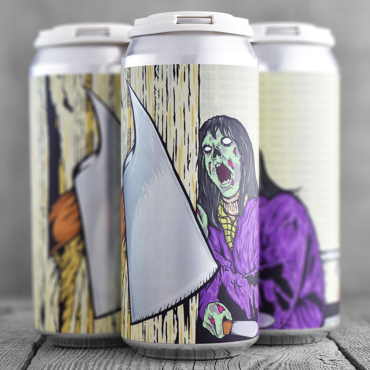 Beer Zombies Axe Brews Vengeance