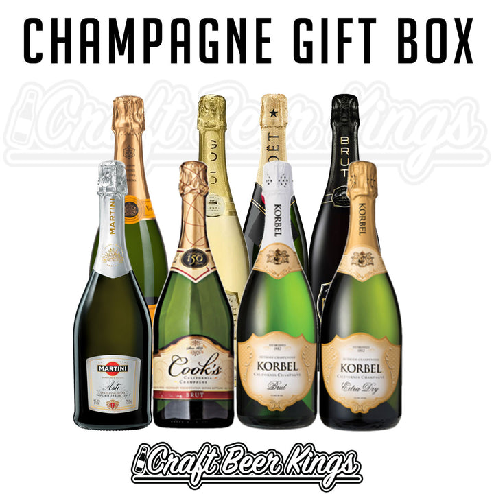 Champagne Gift Box - Shipping Included!
