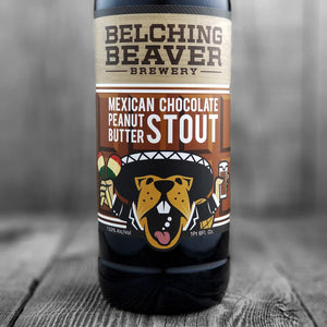 Mexican Chocolate Peanut Butter Stout