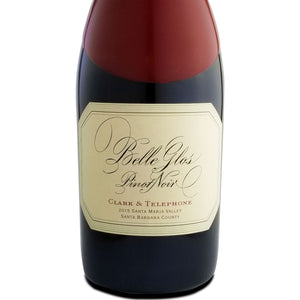 Belle Glos Clark and Telephone Vineyard Pinot Noir 2015