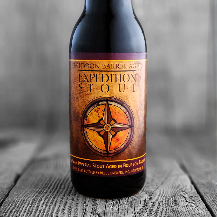 Bell's Barrel Aged Expedition Stout