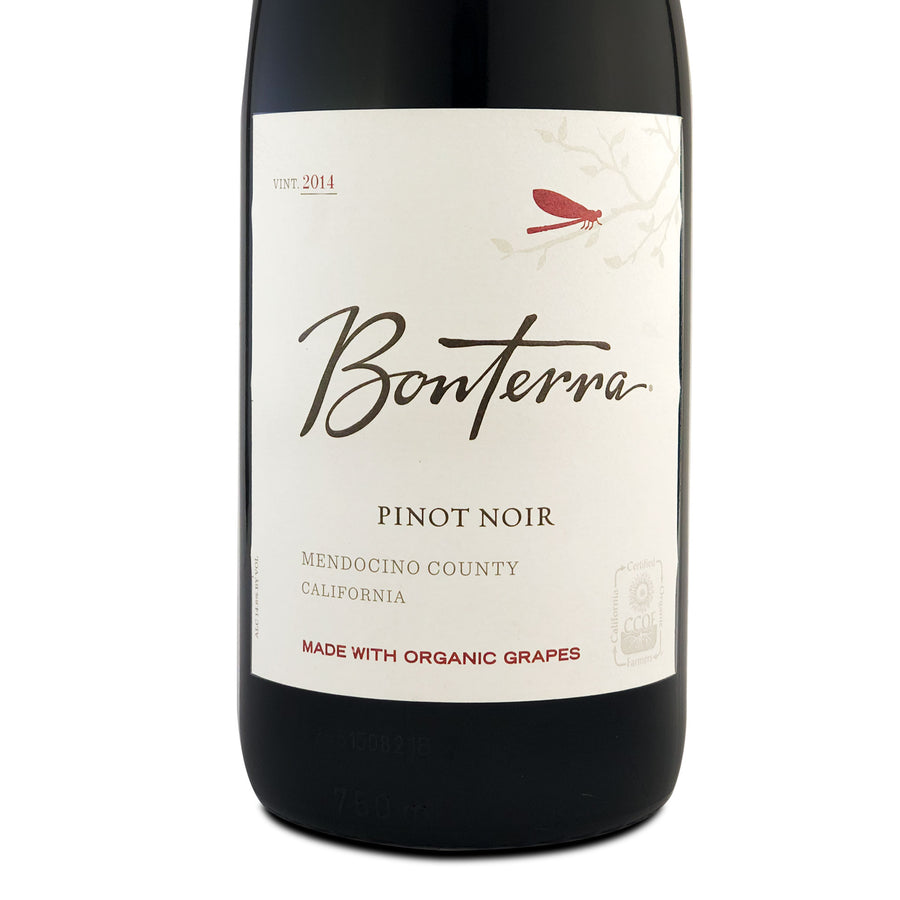 Bonterra Organically Grown Pinot Noir 2014