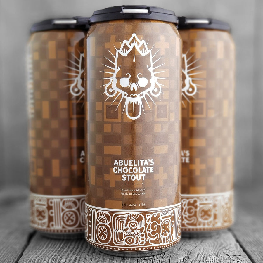 Border X Abuelita's Chocolate Stout